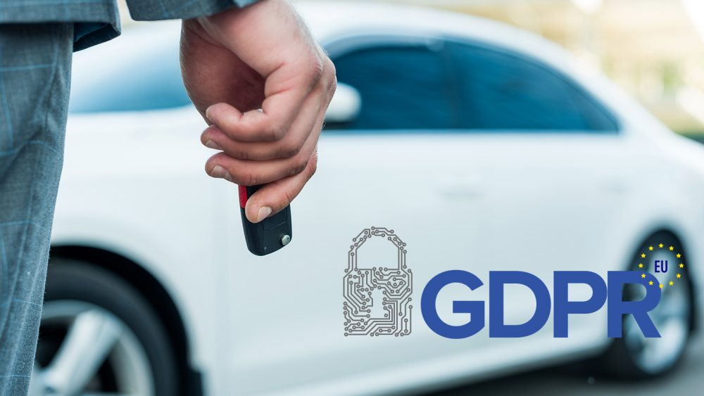 How to make your dealership GDPR compliant
