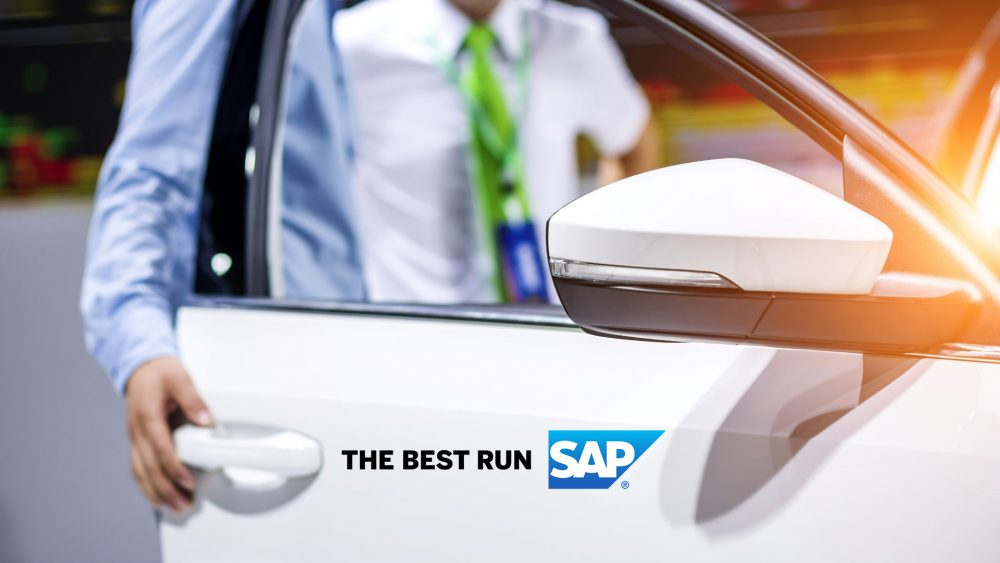 SAP-driven sales and marketing automation, efficient resource planning, financial management and business intelligence can pave the path to becoming a best-run automotive business